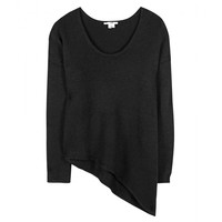 mytheresa.com -  Asymmetric sweater - Luxury Fashion for Women / Designer clothing, shoes, bags