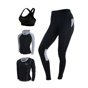 Yoga Workout Set -  Running Sportssuit