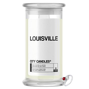 Louisville | City Candle®