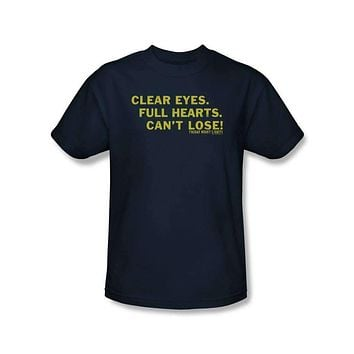 Mens Friday Night Lights Clear Eyes Tee Shirt
