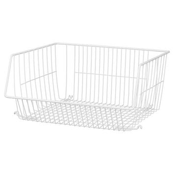ClosetMaid Stack or Mount Storage Basket