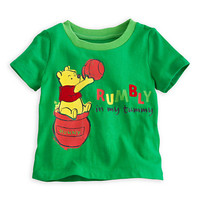 Disney Winnie the Pooh Tee for Baby | Disney Store