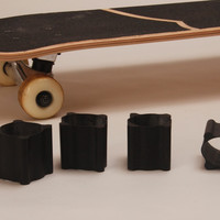SkaterTrainers - Set of 4