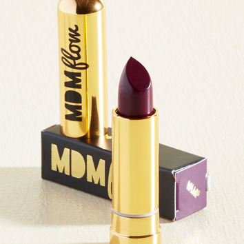 Color Makes Me Holla Lipstick in Vamp | Mod Retro Vintage Cosmetics | ModCloth.com