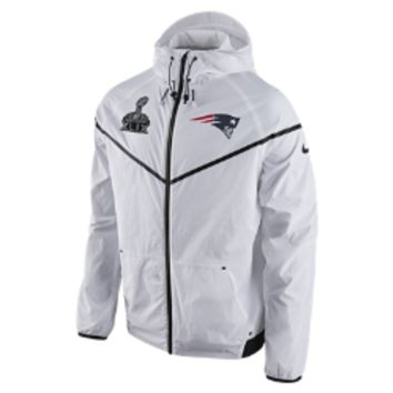 Nike Super Bowl Tech Windrunner (NFL Patriots) Men's Jacket