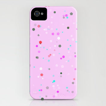 Design 6 Pink iPhone Case by CosmosDesignz | Society6