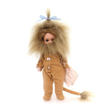 Madame Alexander Cowardly Lion Collectible Doll