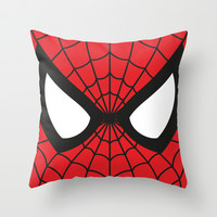 I'm BACK Throw Pillow by Deadly Designer