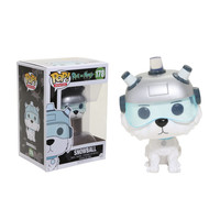 Funko Rick And Morty Pop! Animation Snowball Vinyl Figure