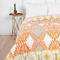 Magical Thinking Vine Flourish Duvet Cover