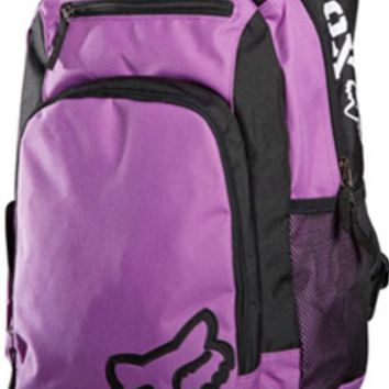 Fox Racing Shock Backpack in Neon Lilac 10434-109