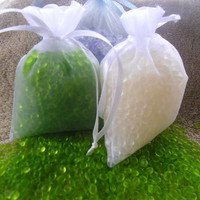 Aroma Bead Sachet, Air Fresheners, Eucalyptus, Cold & Flu Season, Aromatherapy,  Made to Order