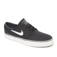 Nike SB Zoom Stefan Janoski Canvas Shoes - Mens Shoes - Black