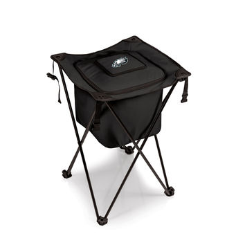 Philadelphia Eagles - Sidekick Portable Standing Beverage Cooler (Black)