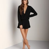 Stone Cold Fox Love Jumper Black SCFVB31  at Largo Drive Underwear & Swimwear