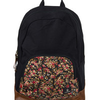 Volcom Schoolyard floral Backpack