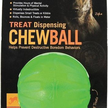 Starmark Treat Dispensing Chewball Large