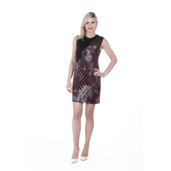 Phillip Lim ladies dress F114 9540 FJD PEWTER