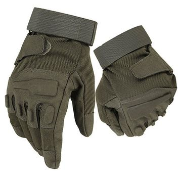 New Blackhawk Tactical Gloves Military Armed Paintball Airsoft Shooting Combat Army Hard Knuckle Full Finger Gloves Mittens