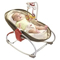 Tiny Love 3-in-1 Rocker Napper - Brown