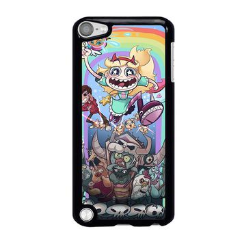 DISNEY STAR VS THE FORCE OF EVIL iPod Touch 5 Case Cover
