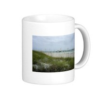 Blustery Day at the Beach Mug from Zazzle.com