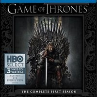 Game of Thrones: The Complete First Season [7 Discs] [Includes Digital Copy] [Blu-ray.DVD] (Blu-ray Disc)- Best Buy