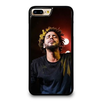 J. COLE iPhone 4/4S 5/5S/SE 5C 6/6S 7 8 Plus X Case