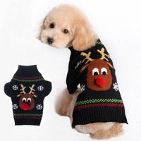 Knit Dachshunds Dog Clothes