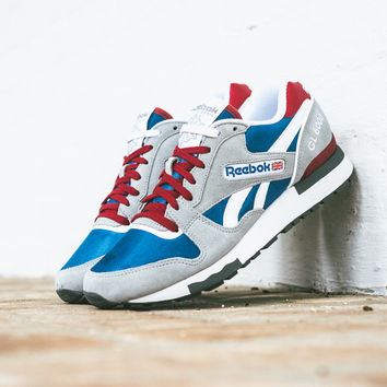Reebok GL 6000 - Grey/Blue/White/Cranberry
