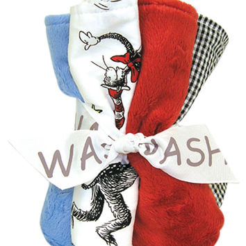 5 Pack Wash - Dr. Seuss Cat In The Hat