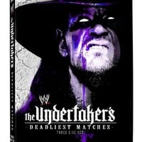 WWE: The Undertaker's Deadliest Matches