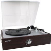 3 speed USB Turntable vinyl Record Player with Built-in Stereo Speakers and Dust Cover + convert your vinyl collection to digital with included software!!