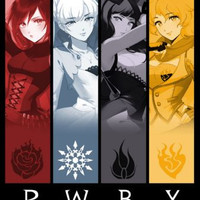 Rwby Movie Poster 11Inx17In Mini Poster