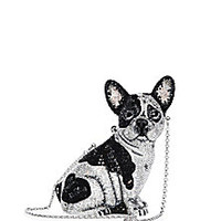 Judith Leiber - Fred French Bulldog Crystal Clutch - Saks Fifth Avenue Mobile