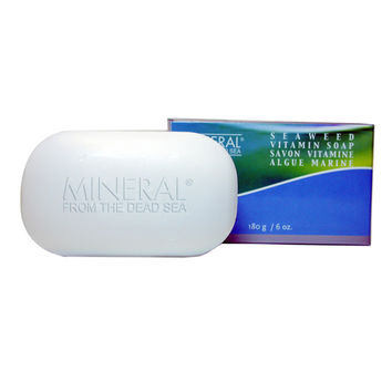 Mineral from the Dead Sea Seaweed & Vitamins Soap