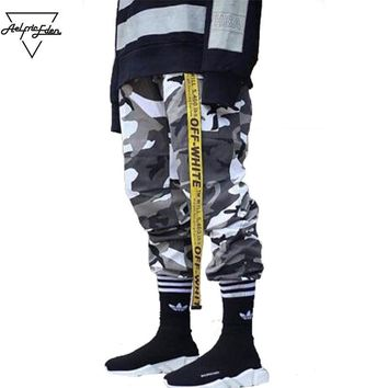Mens Sweatpants Camouflage