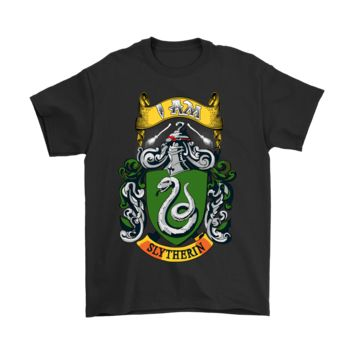 DCKG6Q Harry Potter Slytherin House Shirts