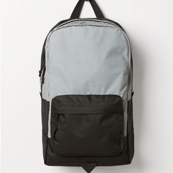Reflective Canvas Backpack