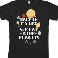 Black T-Shirt | Funny Gifts For Geeks Shirts
