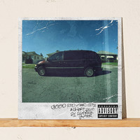 Kendrick Lamar - Good Kid, m.A.A.d city 2XLP | Urban Outfitters