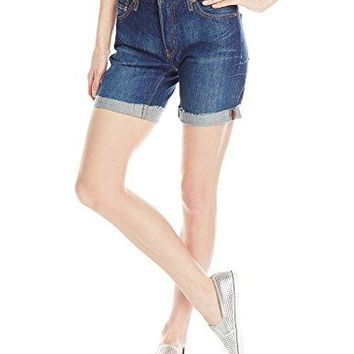NWT Levi's 501 Long Hem Shorts in Riverbed, Size 30