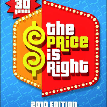 The Price is Right -- 2010 Edition (Nintendo Wii, 2009)  Complete