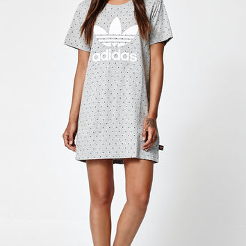 adidas x Pharrell Williams HU Race T-Shirt Dress at PacSun.com