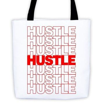Hustle Thank You Supermarket Grocery Tote bag