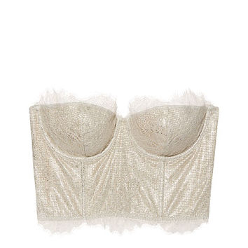 Chantilly Lace Mini Bustier - Dream Angels - Victoria's Secret