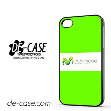 Movistar Green DEAL-7485 Apple Phonecase Cover For Iphone 4 / Iphone 4S