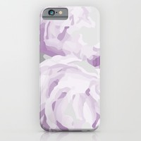 Peony iPhone & iPod Case by KJ Designs