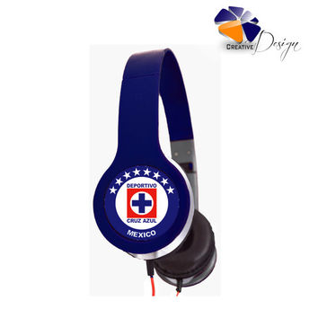 Cruz Azul  Headphones SP