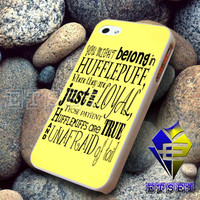 Harry Potter Hufflepuff Crest For iPhone Case Samsung Galaxy Case Ipad Case Ipod Case